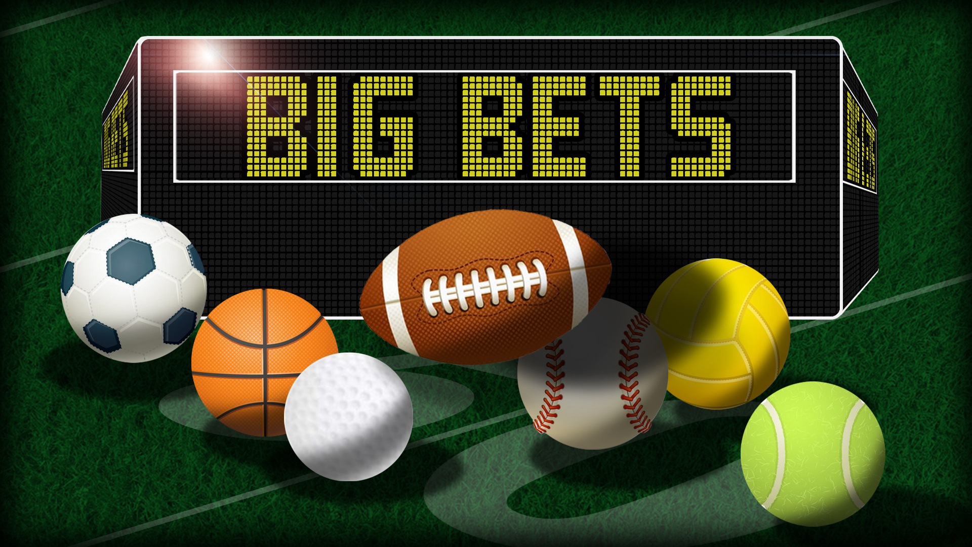 Sports betting in Australia big bets online