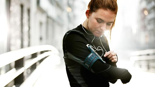Tech that Gets you Going - Modern fitness technology