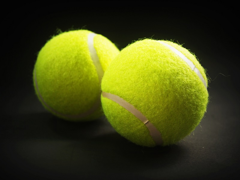 tennis balls online betting in New Zealand
