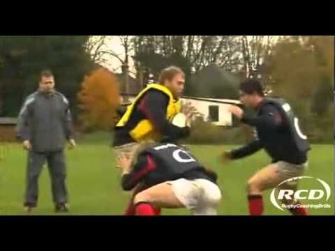 Continuous Defending - rugby training drills - fitness collaborative