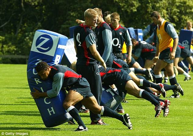Rugby Training Drills – The Basics