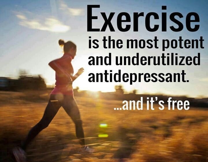 Exploring Exercise and Stress Relief