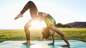 The Surprising Benefits Of Yoga